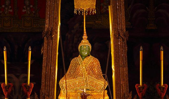 Bangkok - Smaragd Buddha