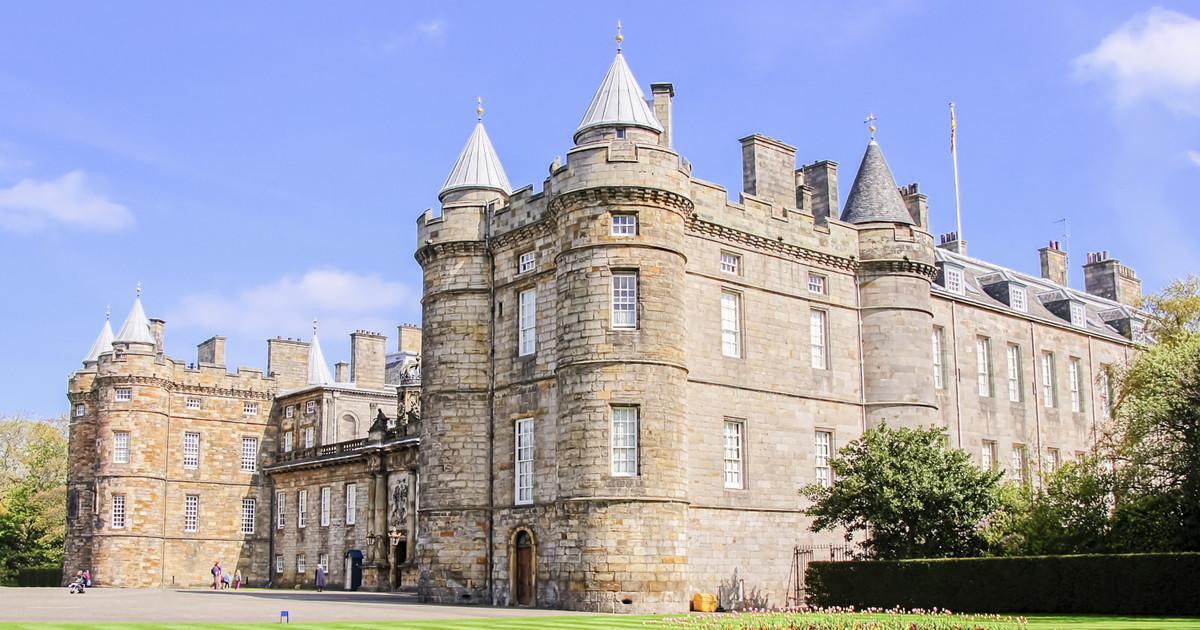 Edinburgh palota