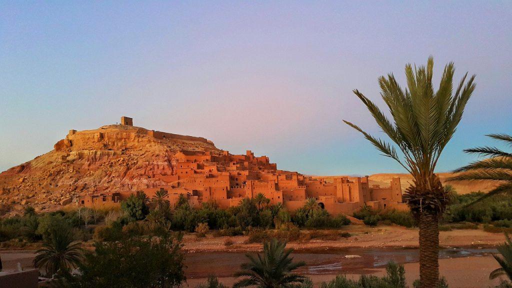 Ait Benhaddou erőd