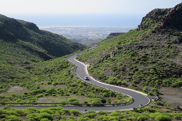Kanári-szigetek út